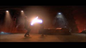 Darth Vader cross