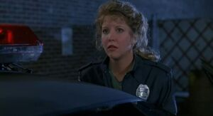 Officer Anne Lewis in Robocop 3