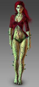Arkham Poison Ivy