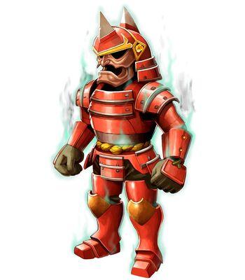 Devil Armor