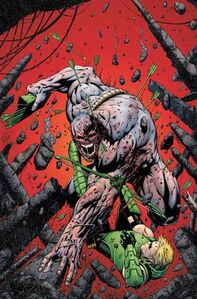 Green Arrow Vol 5 5 Textless