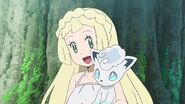 Lillie and Snowy (SM065)