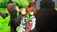 Minori and Touya with Hamelin