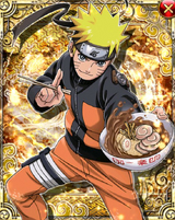 Naruto Uzumaki Card 4