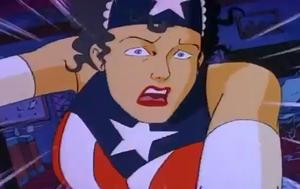 Americanmaidincoming