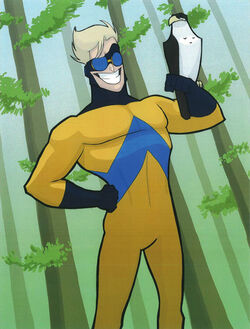 Animal Man DC Nation