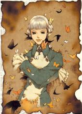 Protagonist Alice