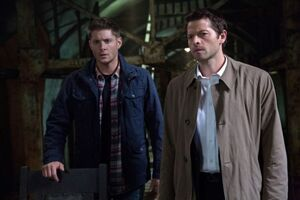 Supernatural-season-9-episode-10-dean-and-castiel