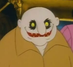 Uncle Fester Cartoon