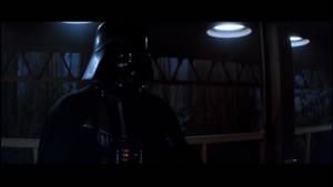 Vader alone