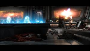 Vader bash