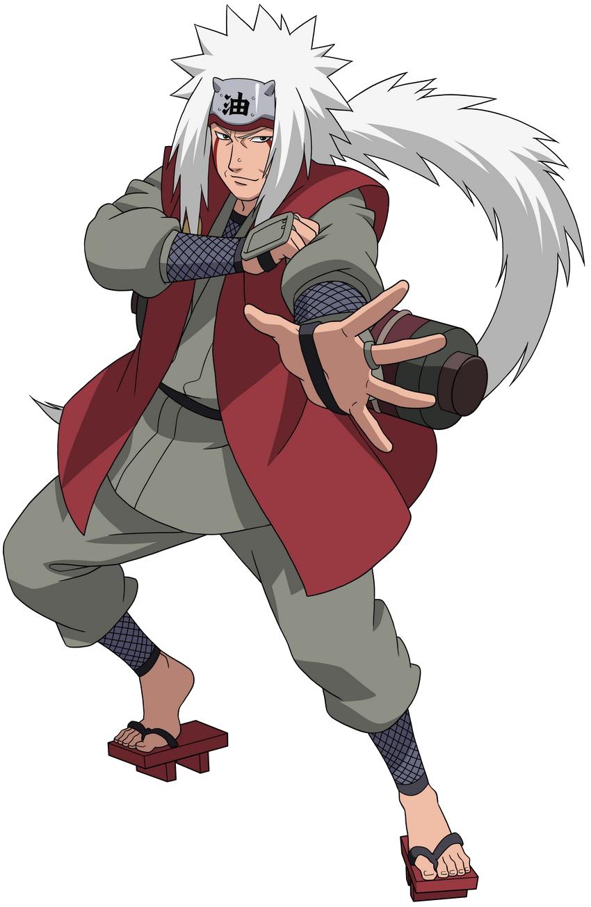 Jiraiya Heroes Wiki Fandom