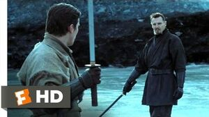 Batman Begins (1 6) Movie CLIP - The Will to Act (2005) HD