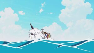Ikkakumon ride for Joe & his friends
