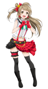 Minami Kotori Character Profile (Pose 3)