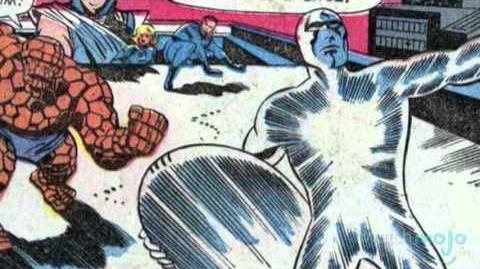 Superhero Origins The Silver Surfer
