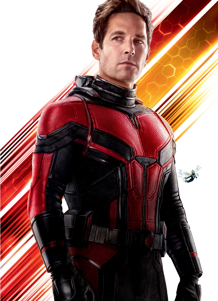 This is an image of Adaptable Marvel Heroes Ant Man
