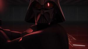 Darth Vader recognizes