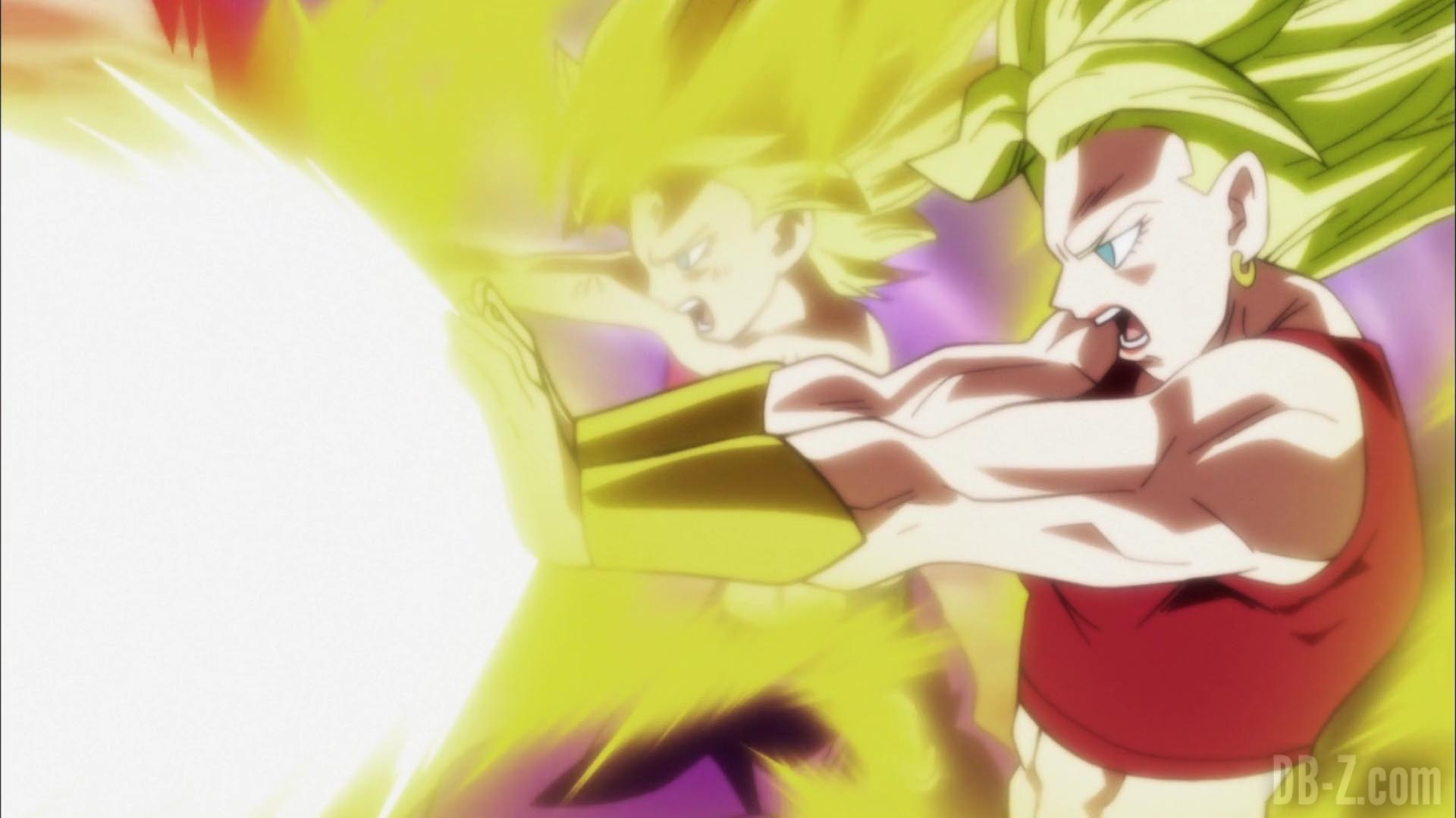 Caulifla e Kale - Dragon Ball Super