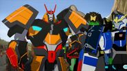 Drift, Grimlock and Strongarm