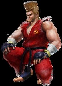Paul Phoenix - CG Art Image - Tekken 6 Bloodline Rebellion