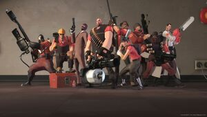 TF2 Mercenaries