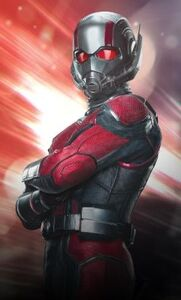 Ant-Man and the Wasp (Ant-Man Promo Art)