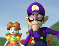 Daisy and Waluigi