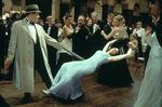 Gadget dances with Brenda