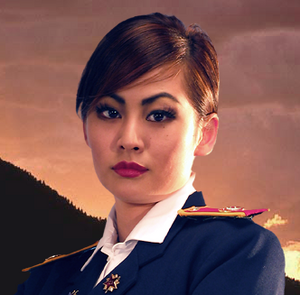 "General ""Tigress"" Leang (Command & Conquer, Generals)"