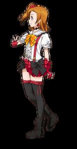 Kousaka Honoka Character Profile (Pose 5)