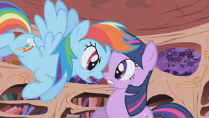 Rainbow Questions Twilight S1E02