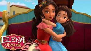 Sister Time Music Video Elena of Avalor Disney Channel