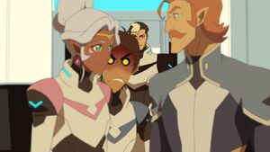VLD - Allura, Lance and Coran