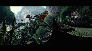 Autobots, and Dinobots! ROLL OUT!!!!