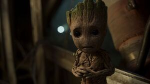 Baby-groot-is-cute