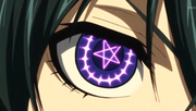 Ciel's right eye