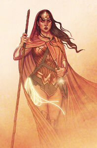 Wonder Woman Vol 5 73 Textless Variant