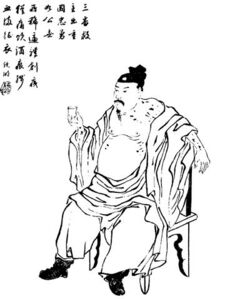 Zhou Tai Qing illustration