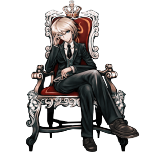 Byakuya Togami Illustration