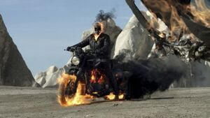 Ghost rider a h