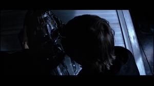 Vader mask reveal