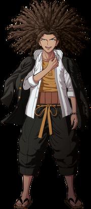Yasuhiro Hagakure Fullbody Sprite (2)