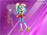 Crystal guardian rainbow dash by user15432-db46ppw