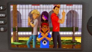 Reflekta - Adrien, Juleka, Kim and Nino