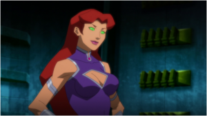 Starfire (DC Animated Film Universe)