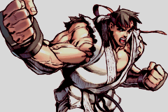 Street-Fighter 2 - Turbo Revival Ryu