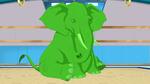 DCSG Beast Boy as Elephant