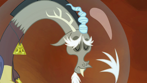 Discord is sad S4E26