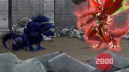 Drago vs. Bakuzoned Hydranoid